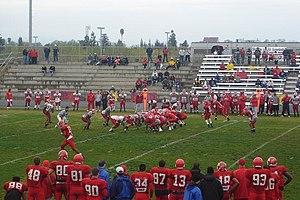 Fresno State Bulldogs football - Spring 2007 Scrimmage in Visalia