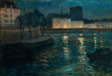 Frits Thaulow Ambiance Du Soir 1893.png