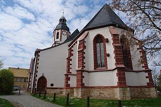 Frohburg - Saint Michael Church