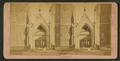 Front entrance to Unity Church, by Bowman, W. E. (William Emory), 1834-1915.png