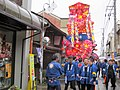 Fukuno Yotaka Festival Andon 03.jpg