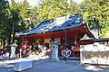 Futarasan Shrine (Nikko) haiden.JPG