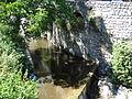 Génolhac (Gard, Fr), la Gardonnette, un barrage.JPG