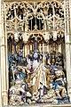 Güstrow Marienkirche - Hochaltar Passionszyklus 11 Auferstehung.jpg