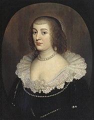Amalia van Solms (1602-1675).