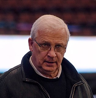 Bryan Murray (ice hockey) Canadian professional ice hockey executive and coach