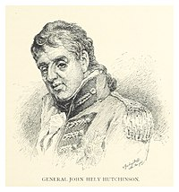 GRIBAYÈDOFF(1890) p103 Portrait of General Hutchinson.jpg