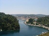 Gaios harbour in Paxi.jpg