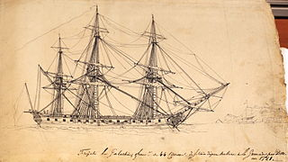 French frigate <i>Républicaine française</i> (1794)