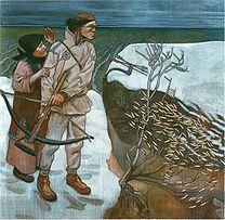 GALLEN-Kallela Joukahainen's revenge 1897