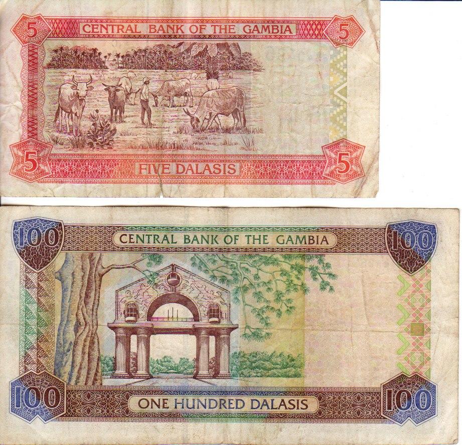Gambia-banknotes 0005