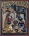 Gampern Kirche Flügelaltar Geburt 01.jpg