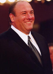 James Gandolfini/Tony Soprano