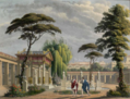 Garden of the House of Diomedes near the Walls of Pompei.png