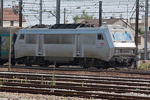 Brétigny-sur-Orge train crash - Image: Gare de Brétigny sur Orge 2013 07 13 A IMG 8921