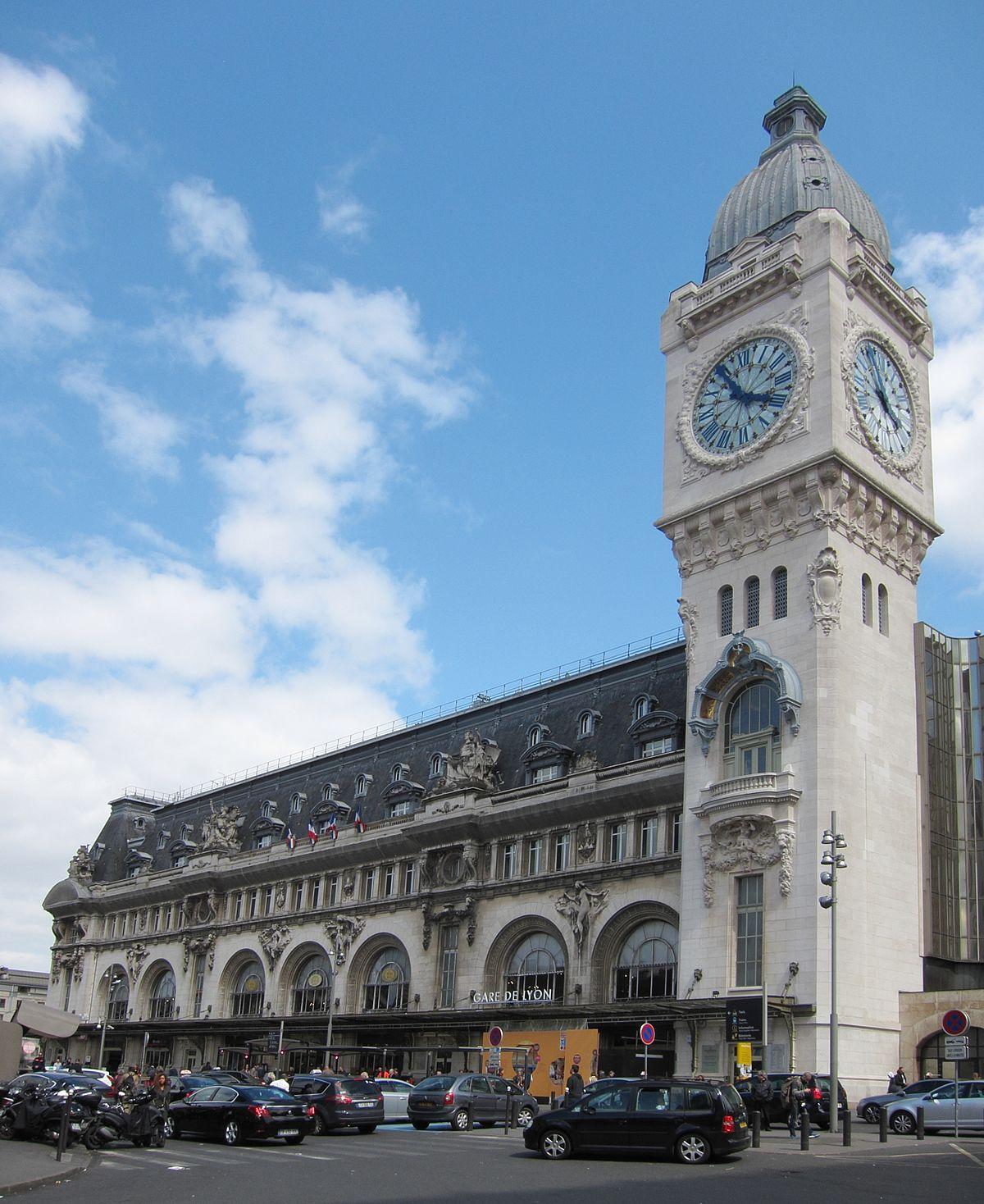 Paris gare de lyon wikipedia - Chambre d hote paris gare de lyon ...