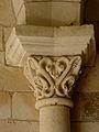 Gargilesse-Dampierre (36) Église Saint-Laurent et Notre-Dame Chapiteau 06.JPG
