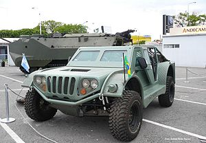 Poder militar argentino