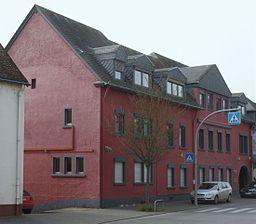 Rheinstraße in Trier