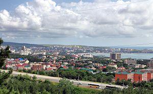Gelendzhik - View of Gelendzhik