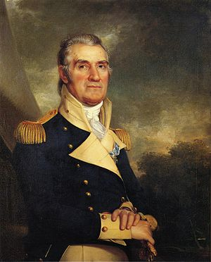 Samuel Smith (Maryland) - Image: General Samuel Smith Rembrandt Peale
