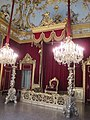 Genova, palazzo reale, sala del trono.JPG