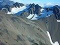 Geology ridge peaks snow BBaccus NPS photo (23109779611).jpg