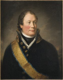 Georg Adlersparre, 1760-1835, Count, Major General, Cabinet Minister (Fredric Westin) - Nationalmuseum - 39767.tif