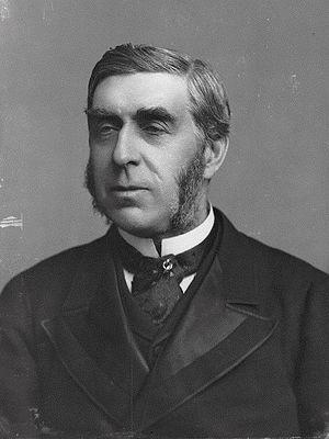George Goschen, 1st Viscount Goschen - George Goschen, 1883
