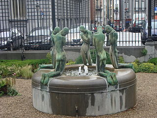 Fountain of Kneeling Youths