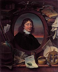 Gerard Pietersz Hulft (1621-56). First councillor and director-general of the Dutch East India Company