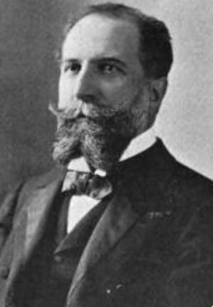 Wilhelm Gericke - Image: Gericke
