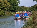 Get your diesel here, Kennet and Avon Canal - geograph.org.uk - 1483596.jpg