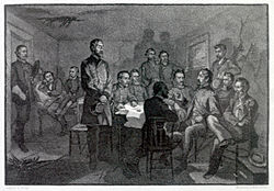 Gettysburg Council of War