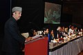 Ghulam Nabi Azad addressing at the concluding session of the International Conference on Traditional Medicine for South-East Asian Countries, in New Delhi on February 13, 2013.jpg
