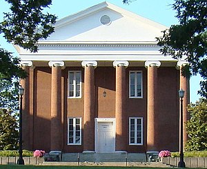 Georgetown College - Giddings Hall