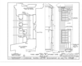 Giddings Tavern, 37 Park and Summers Streets, Exeter, Rockingham County, NH HABS NH,8-EX,7- (sheet 9 of 25).png