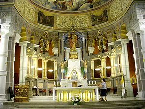 Gijon - Basilica del Sagrado Corazon de Jesus 18