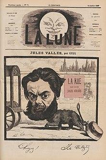 Opposition >> Jules Vallès - Wikipedia