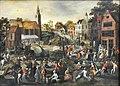 Gillis Mostaert (1534-1598) - Sint-Joriskermis MSK Gent 22-11-2015.JPG
