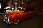 Gilmore Car Museum 1949 Kaiser Virginian (33843784584).jpg