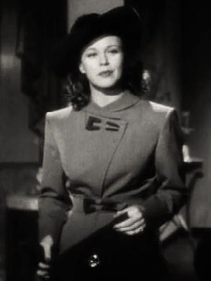Kitty Foyle (film) - Ginger Rogers in Kitty Foyle trailer