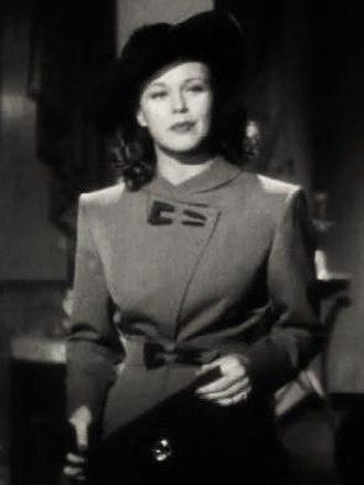 Kitty Foyle (film) - Ginger Rogers in Kitty Foyle trailer