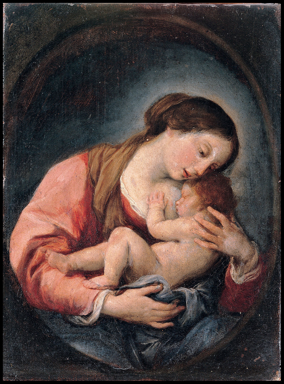Giovanni Bonati - Madonna with the Child - Google Art Project.jpg