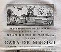 Giuseppe maria bianchini, Dei Granduchi di Toscana della real Casa De' Medici, per gio. battista recurti, venezia 1741, 23 storia delle imprese medicee.jpg