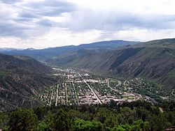 Glenwood Springs, Kolorado.