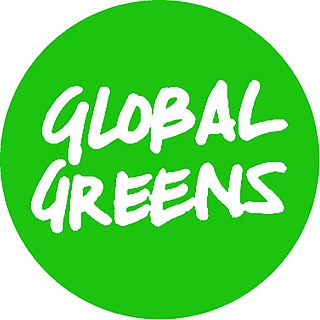 Global Greens international network of Green parties and political movements