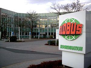 Globus (hypermarket) - Globus headquarters in St. Wendel