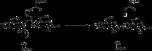 Glycosynthase - Image: Glycosynthase mechanism