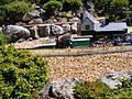 Godshill Model Village railway station 2.jpg